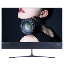 联想(Lenovo)AIO 510-22  21.5英寸致美家用办公游戏 轻薄一体机电脑 E2-9010  4G内存 1T 大硬盘 集显  WIN10