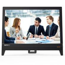 联想(Lenovo) AIO 310-20 19.5英寸一体机台式电脑( E2-9000 4G 500G  内置wifi 摄像头 麦克风 音箱 无光驱 正版office Win10)黑色