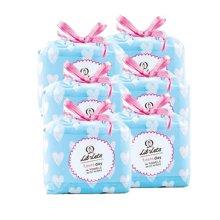 英国直邮 6包装 英国 LIL-LETS/丽尔莱思 少女防渗漏日用卫生巾 不含荧光剂(14片/包)