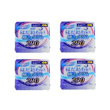 【4包装】日本尤妮佳苏菲夜用卫生巾29cm *15片/包