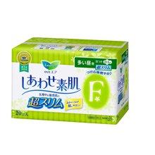日本花王LAURI乐而雅系列爽棉柔卫生巾(20片)