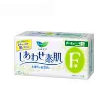【3包装】花王乐而雅 F系列日用卫生巾22.5cm*22片