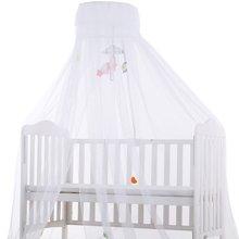 蒂乐婴儿床蚊帐夹式无底落地带支架儿童宝宝小孩防蚊蚊帐罩可折叠