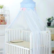 蒂乐蒙古包婴童蚊帐挂式落地带支架