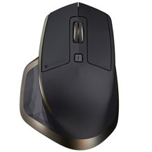罗技(Logitech)MX MASTER 蓝牙优联双模无线鼠标 大师版