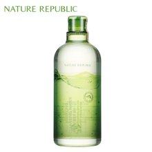 纳益其尔NatureRepublic(自然护肤乐园)济州碳酸卸妆水510ml 温和 眼唇可用