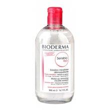 (新旧版随机发货)法国 Bioderma贝德玛 舒妍温和保湿卸妆水500ml 粉水