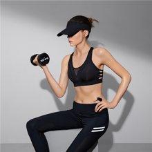 Yvette薏凡特高强度运动内衣女跑步防震专业背心健身bra美背文胸