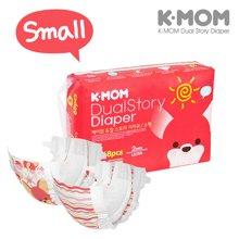 【韩国进口现货】K-MOM故事纸尿裤 S码(4-8KG)68片