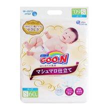 日本大王GOO.N棉花糖系列纸尿裤(S60片)