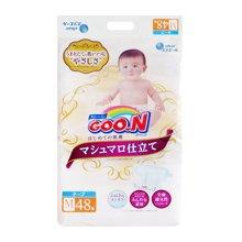 日本大王GOO.N棉花糖系列纸尿裤(M48片)
