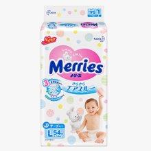 Merries 日本花王纸尿裤L码大码(54片)