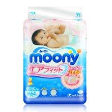 日本进口Moony尤妮佳纸尿裤 纸尿裤M64适合6-11Kg