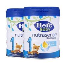 【2罐装】荷兰Hero Baby白金版奶粉1段(800g)