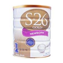 【2罐装】惠氏金装新生婴儿牛奶粉1段(0-6个月宝宝)(900g)