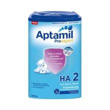 德国Aptamil 爱他美防过敏适度半水解HA 2段奶粉800g