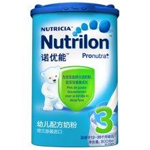 ¥诺优能幼儿配方奶粉3段NC2(800g)