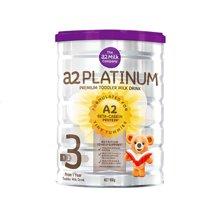 【澳洲直邮】澳洲婴儿奶粉A2白金奶粉3段 900g*1罐装(限购3罐)