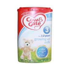 英国牛栏Cow&Gate奶粉3段900g(1岁以上)