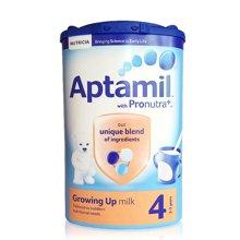 英国Aptamil 爱他美奶粉4段 800g(2岁以上)