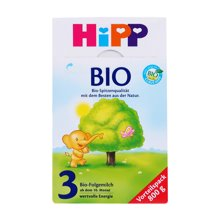 HiPP喜宝 有机奶粉3段(10-12个月)800g/盒