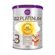 澳洲a2 Platinum 白金配方奶粉 3段900g (1-3岁)