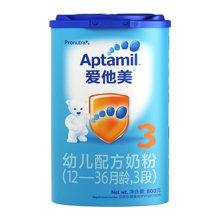 ¥爱他美幼儿配方3段奶粉(800g)