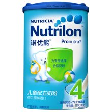 诺优能儿童配方4段奶粉(800g)