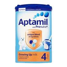 【2罐装】英国Aptamil爱他美婴幼儿配方奶粉4段(2-3周岁宝宝)(800g)