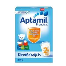 德国Aptamil 爱他美2+奶粉 600g(2岁以上)