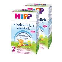 【2盒装】德国喜宝Hipp BIO益生菌奶粉2+段   2岁以上   600g
