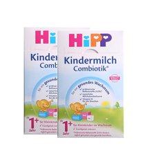 【2盒装】德国喜宝 Hipp有机益生菌奶粉 1+段(1岁以上)600g