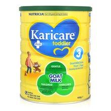 新西兰可瑞康 Karicare羊奶粉3段 900g