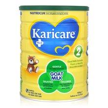 新西兰可瑞康 Karicare羊奶粉2段 900g