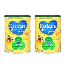 【澳洲空运直邮】澳洲婴儿奶粉可瑞康Karicare羊奶粉1段 900g/罐*2罐装