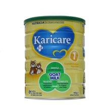 【澳洲空运直邮】澳洲婴儿奶粉可瑞康Karicare羊奶粉1段 900g*1罐装