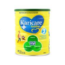 【澳洲空运直邮】澳洲婴儿奶粉可瑞康Karicare羊奶粉3段 900g*1罐装