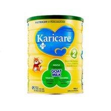 【澳洲空运直邮】澳洲婴儿奶粉可瑞康Karicare羊奶粉2段 900g*1罐装