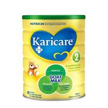 【澳洲空运直邮】澳洲婴儿奶粉可瑞康Karicare羊奶粉2段 900g*6罐装