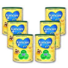 【澳洲空运直邮】澳洲婴儿奶粉可瑞康Karicare羊奶粉1段 900g*6罐装