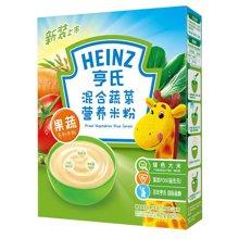 亨氏混合蔬菜营养米粉(225g)