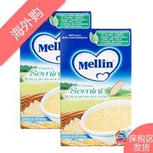 【2个装】Mellin美林 种子卡通意面350g