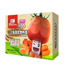 方广 三文鱼蔬菜营养面 300G