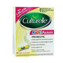 【美国】Culturelle for kids康萃乐婴幼儿童LGG益生菌粉30袋
