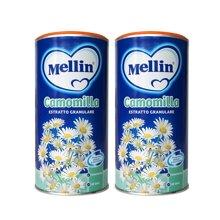 【2盒装】【意大利】Mellin美林camomilla白菊花晶200g
