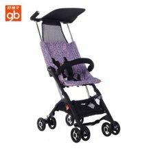 Goodbaby/好孩子 浅紫色婴儿口袋车(7个月-3岁) D666-A-N210PB