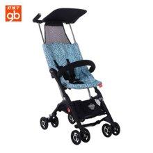 Goodbaby/好孩子 浅蓝色婴儿口袋车(7个月-3岁) D666-A-N209BB