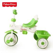 费雪FisherPrice儿童脚踏车三轮车伞车903 婴儿宝宝手推车轻便3合1