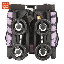 Goodbaby/好孩子 豹纹紫POCKIT 2 PLUS 可睡可坐可趟可上飞机口袋车(6-36个月) POCKIT 2 PLUS