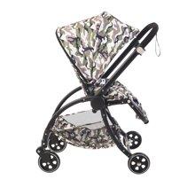 英国朗纳铂landleopard鹰系列多功能高端婴儿推车便携式折叠童车